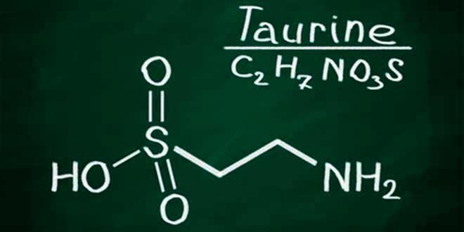 estrutura molecular taurina