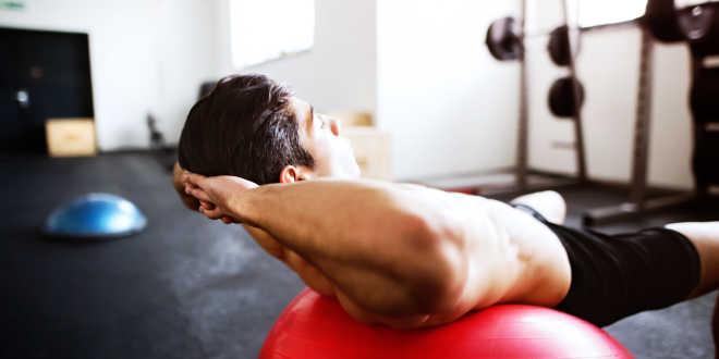 six pack exercicios