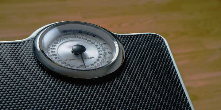 abaixar de peso