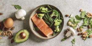 alimentos ricos colagénio para pele