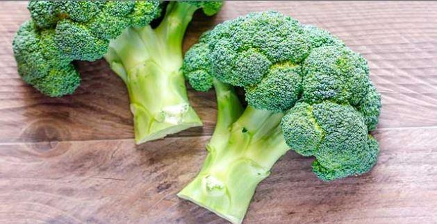 brócolos e ajuda