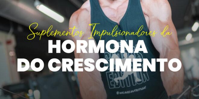 Suplementos para potenciar a hormona do crescimento (HGH)