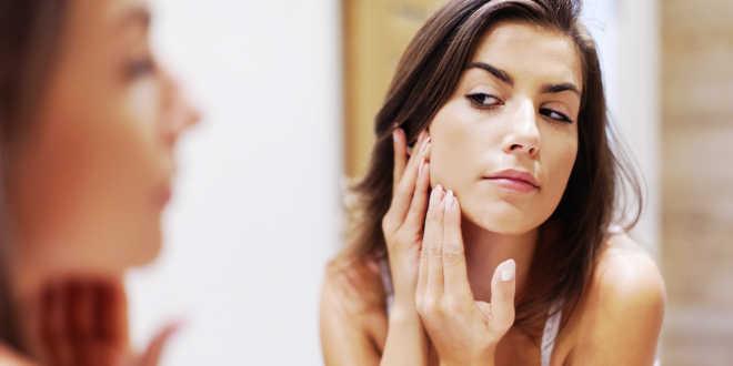 problemas acne