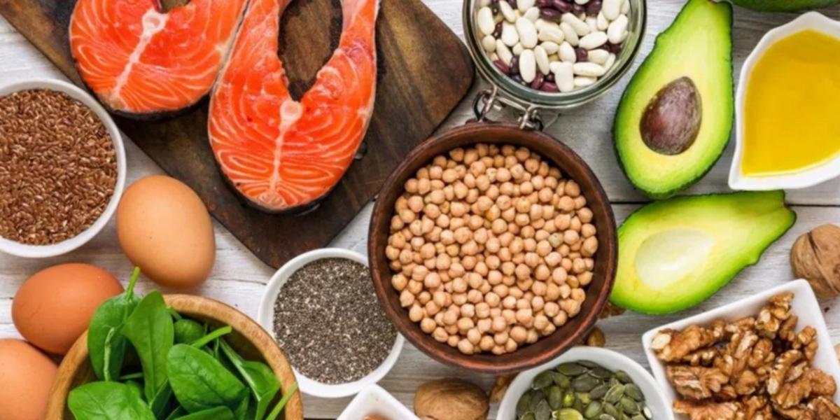 Refeições omega-3