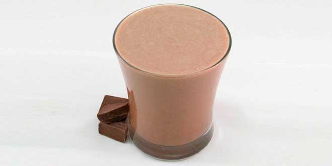 Batido de Bolacha de Chocolate