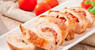 Peito de frango mediterrânea
