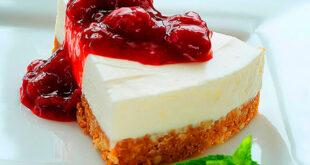 Tarte de Iogurte Grego