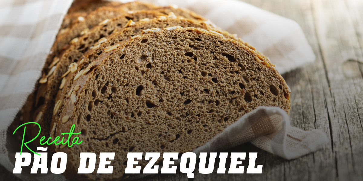 Receita Pao Ezequiel