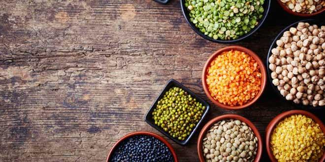 legumes proteína vegetal