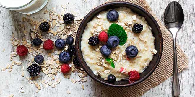 porridge aveia