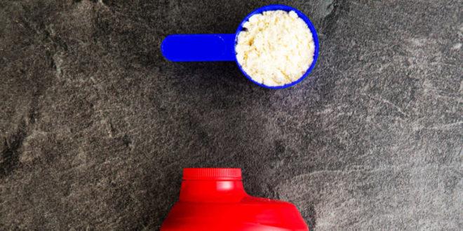 Whey Protein Concentrate ou Proteínas Concentradas de Soro