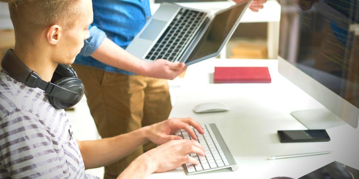 buscando informação internet