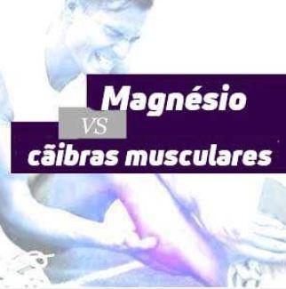 magnesio e caibras musculares