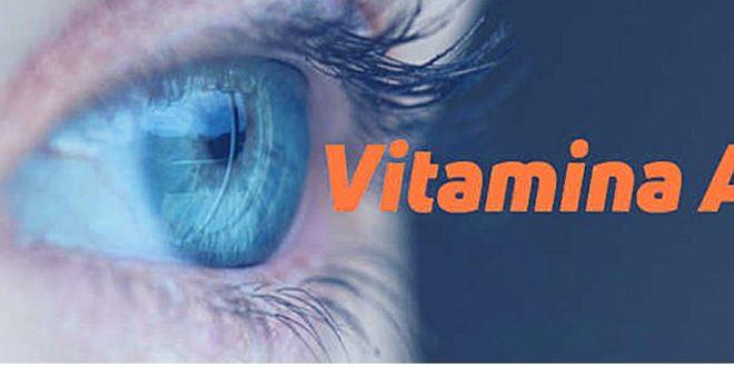 Vitamina A – Propriedades e Benefícios, Como Tomar…