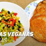 receitas veganas proteica