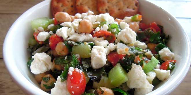salada mediterranea