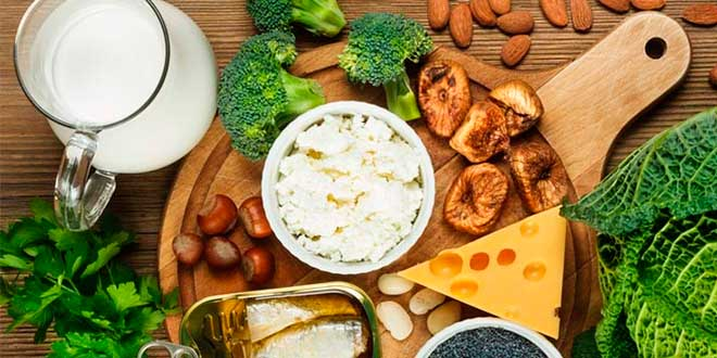 fontes de calcio e vitamina d