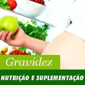 gravidez nutrição suplementos