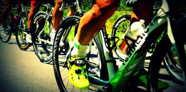 ciclistas e suplementos