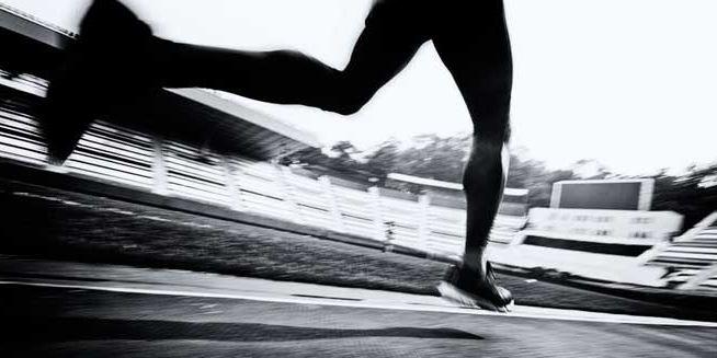 correr é desporto