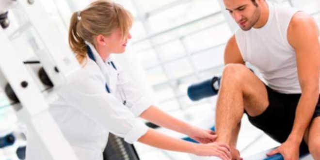 recuperação de lesões