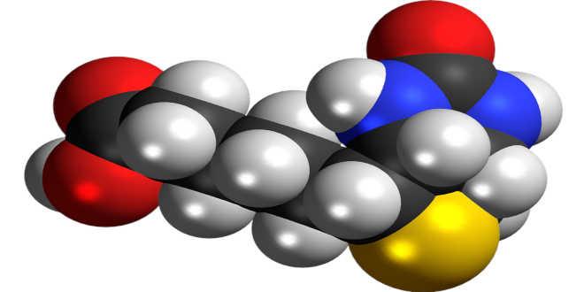 biotina quimica vitamina