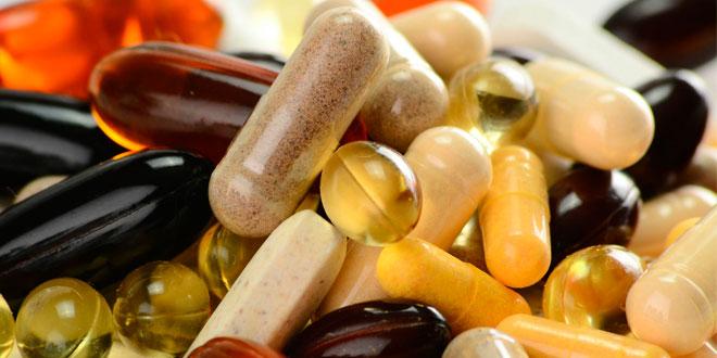 consumir vitaminas