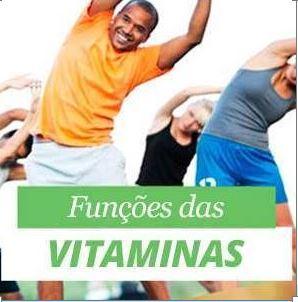 funçoes vitaminas