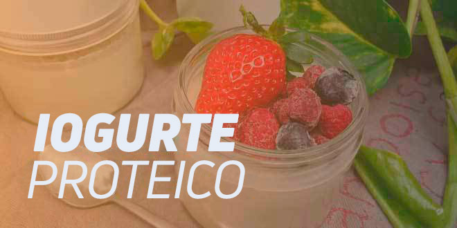 Iogurte Proteico Vegano