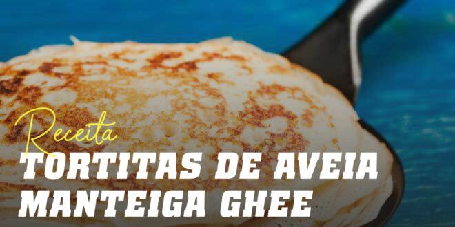 Panquecas de Aveia com Manteiga Ghee