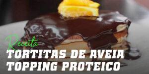 Panquecas de Aveia com Topping Proteico