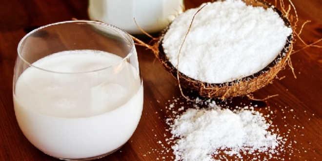 beneficios leite de coco