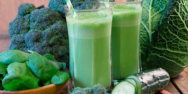 verduras e cálcio