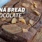 banana bread chocolate