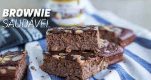 brownie saudável