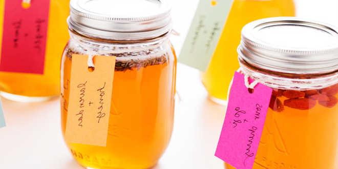 Chá kombucha – Um probiótico de exceção