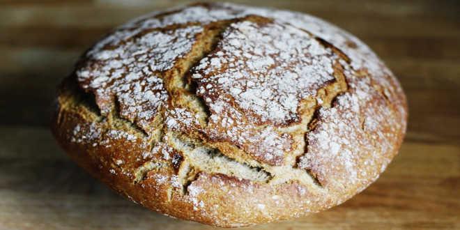 pão centeio inulina