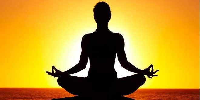 yoga concentração