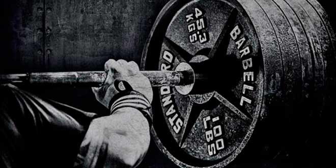 erros treino força