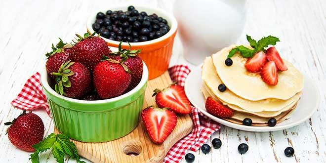 importancia pequeno-almoço