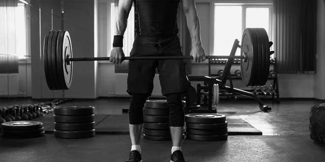 levantamento massa muscular