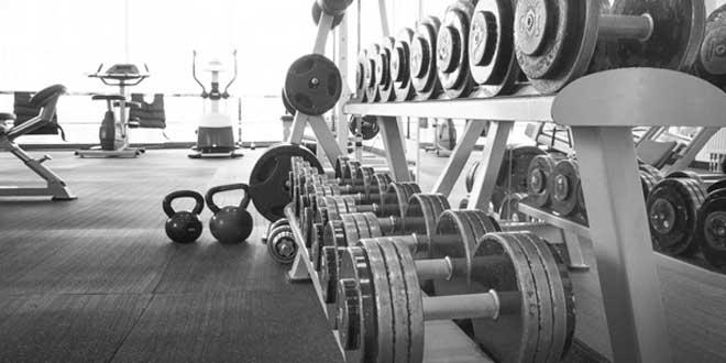 treino força