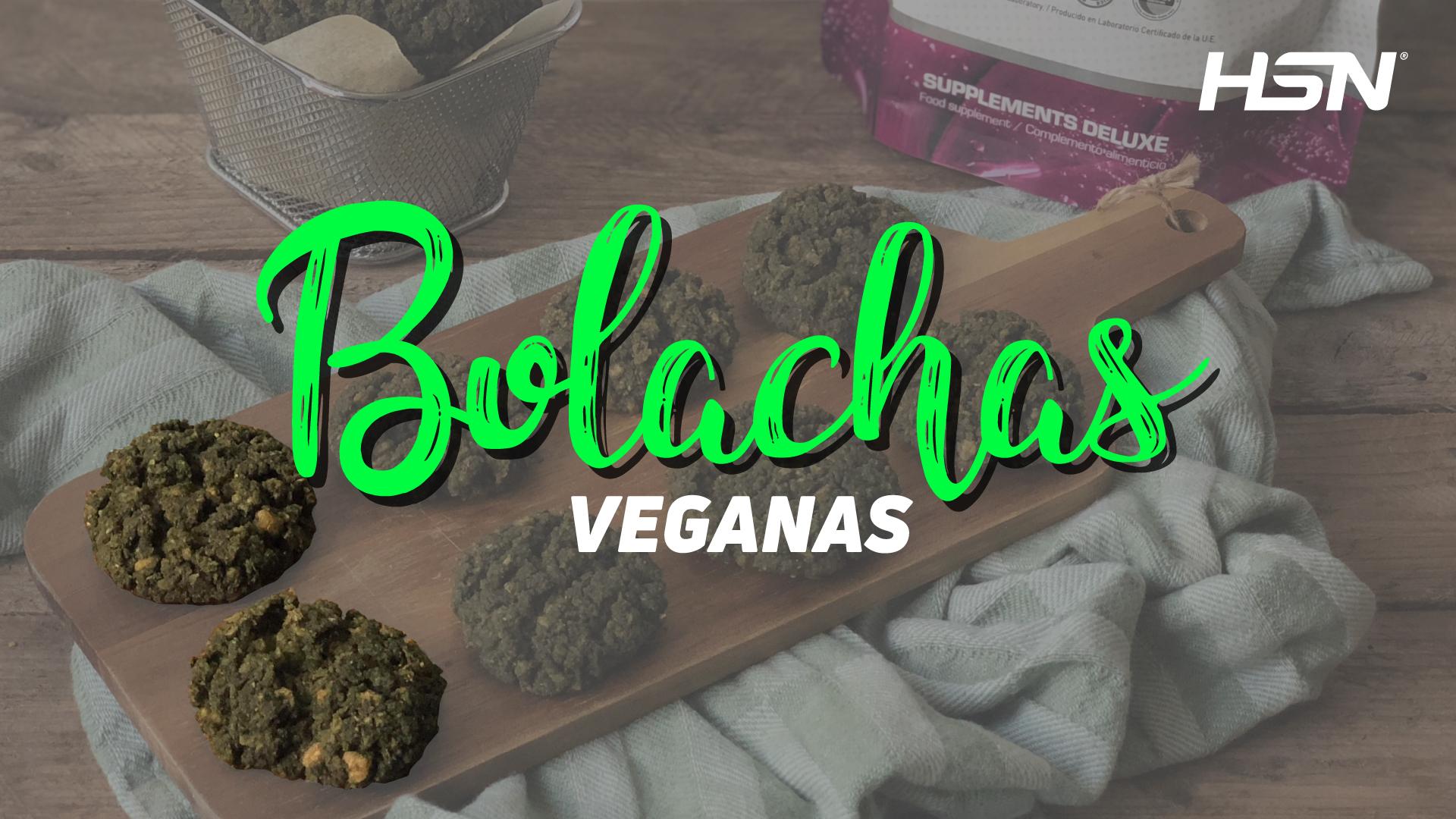 Bolachas veganas