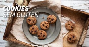 cookies sem gluten