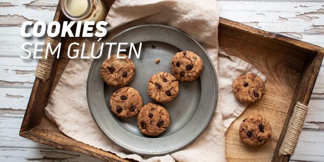 Cookies Sem Glúten – Bolachas Saudáveis!