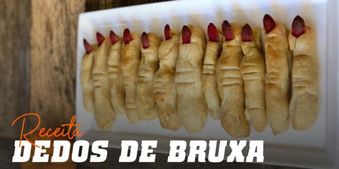 Dedos de Bruxa Proteicos