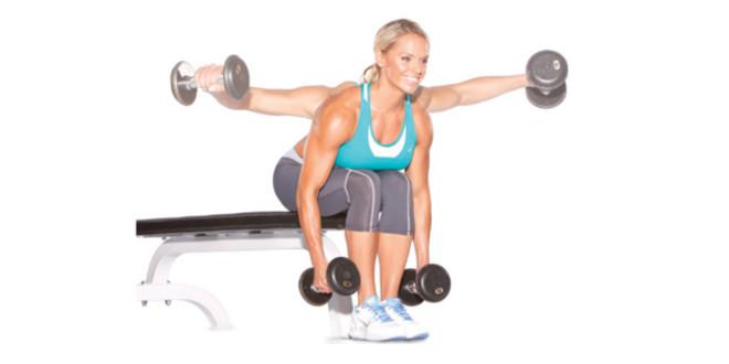 exercicios para ombros
