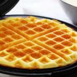 receitas waffles fitness