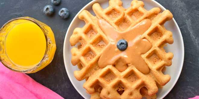Waffles Perfeito