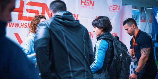 HSN & XII Simpósio Internacional de Força e Projecto IronFEMME; I National Conference NSCA Spain